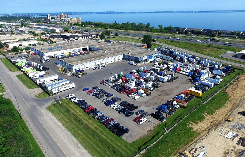 Truck and Trailer Leasing Hamilton